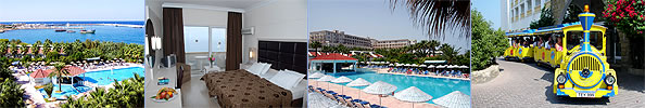 Oscar Resort Hotel Kyrenia North Cyprus