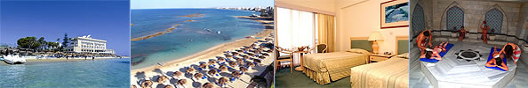 Palm Beach Hotel Famagusta North Cyprus